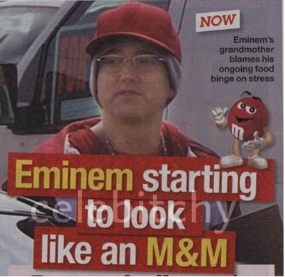 Eminem M&M