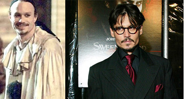 Johnny Depp remplazará a Heth Ledger