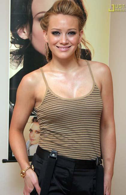 Hilary Duff en Brasil