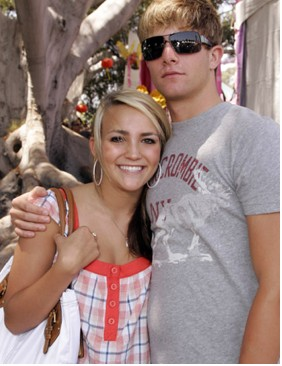 Jaime Lynn Spears y su novio