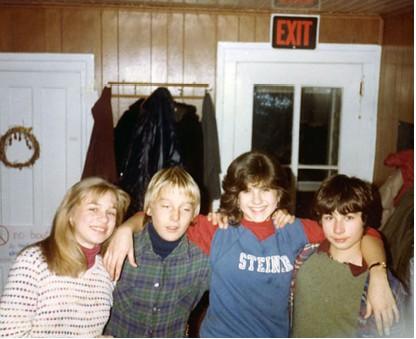 Jennifer Aniston adolescencia