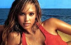 Jessica Alba considera la mujer más sexy por DT