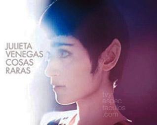 Julieta Venegas Cosas Raras CD