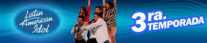 Convocan para Latin American Idol 3