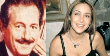 Jorge Lavat y Adriana Lavat