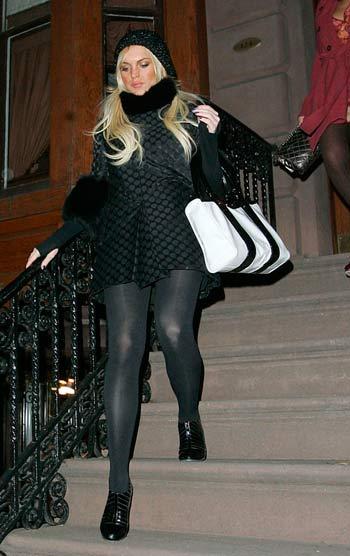 Lindsay Lohan podría regresar a rehabilitación