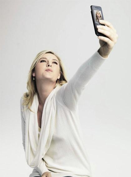 Maria Sharapova  Sony Ericsson