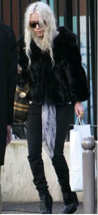 Mary Kate Olsen luto