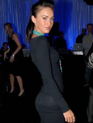 Megan Fox de lo más sexy
