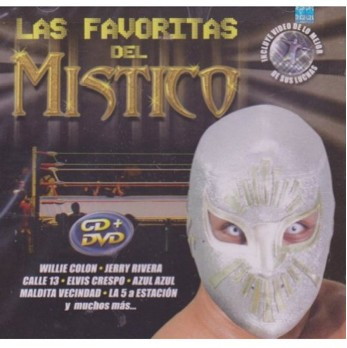 Las favoritas del mistico cd