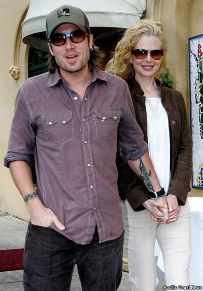 Nicole Kidman pregnant embarazada