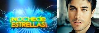 """Enrique Iglesias se presentará en """"Noche de estrellas"""" con Yuri"""