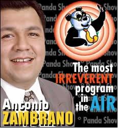 El Panda Show Antonio Zambrano