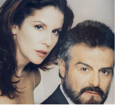 Rebeca Jones y Gonzalo Vega en Tengo todo excepto a ti
