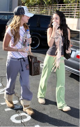 Vanessa Hudgens y Ashley Tisdale