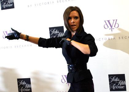 El nuevo tatuaje de Victoria Beckham