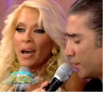 """Comenzó """"Noche de estrellas"""" con Alejandro Fernández y La Nueva Banda Timbiriche"""