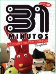 31 Minutos en DVD