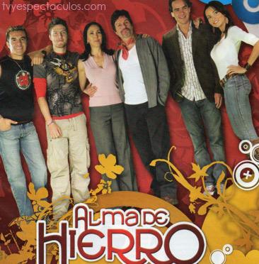 Alma de Hierro poster
