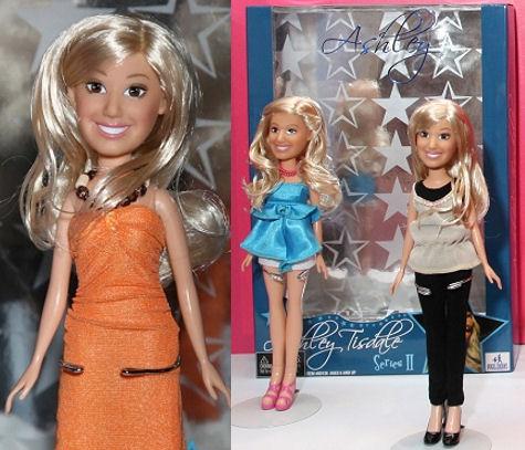 Ashley Tisdale muñeca