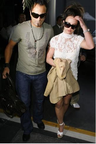 Britney Spears y Adnan se casaron