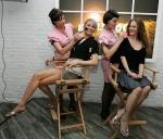 Cameron Diaz y Drew Barrymore de cera