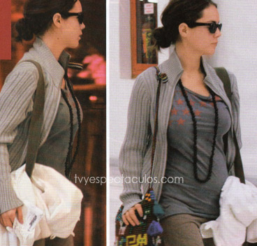 Camila Sodi embarazada