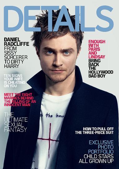 Daniel Radcliffe Details cover