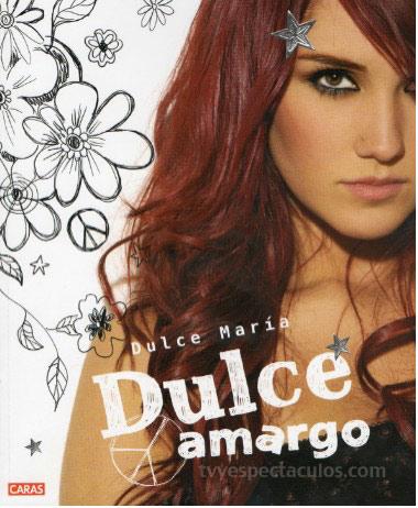 Dulce Amargo libro de Dulce Maria
