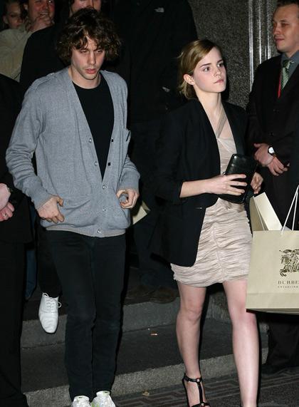 Emma Watson sexy con estilo