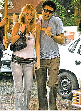 Jaime Camil y Heidi Balvanera