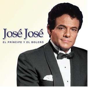 Lanza José José disco El Príncipe y el Bolero