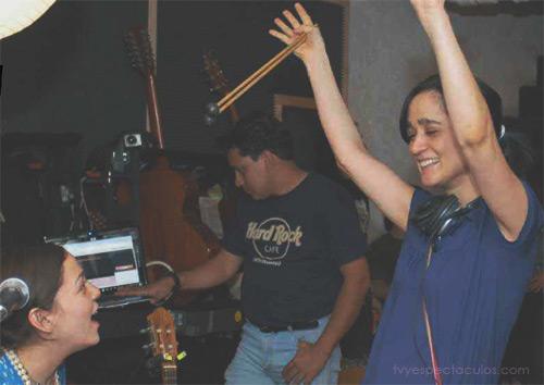 Julieta Venegas y Natalia Lafourcade