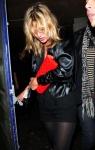 Kate Moss y Kelly Osbourne borrachas en noche alocada