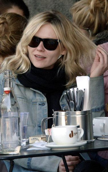 Kirsten Dunst en rahabilitacion