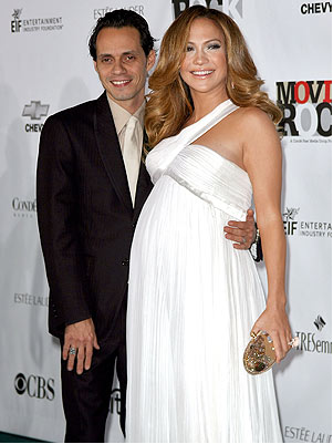 Jennifer Lopez y Marc