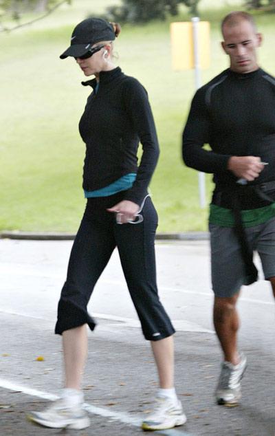 Nicole Kidman captada embarazada