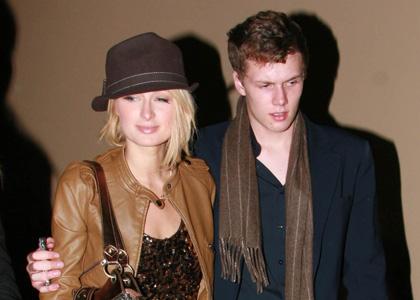 Hermano menor de Paris Hilton arrestado