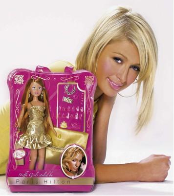 Paris Hilton la muñeca