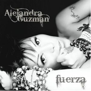 Alejandra Guzman fuerza cd disco portada