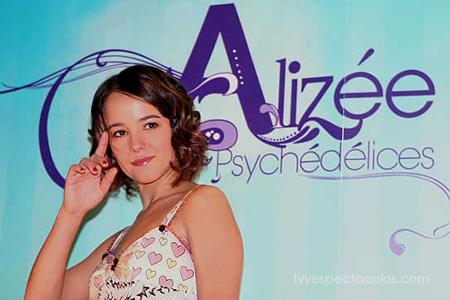 Alizee en Mexico