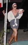 Britney Spears un éxito en sus clases de baile para niños