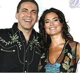 Valeria Liberman Y Cristian Castro