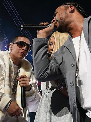 Daddy Yankee , Don Omar Wisin y Yandel