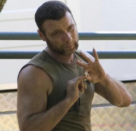 X-Men Origins: Wolverine con Liev Schreiber como Sabretooth