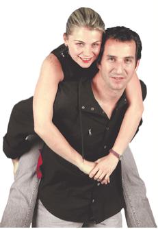 Ludwika Paleta y Plutaco Haza