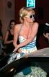 Paris Hilton de compras muy primaveral
