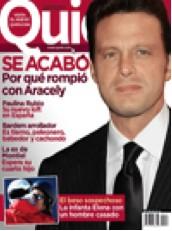 Quien Luis Miguel portada