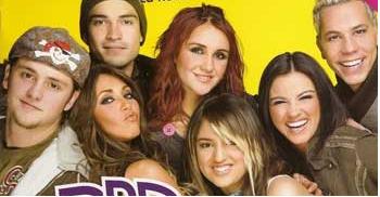 RBD y Eiza Gonzalez