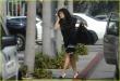 Salma Hayek de compras Beverly Hills